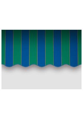 Docril-521, D-521, fantasia azul